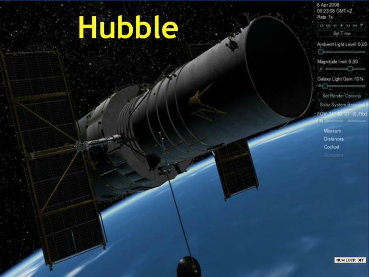 Hubbleov