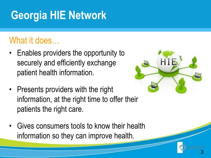 Georgia HIE Network