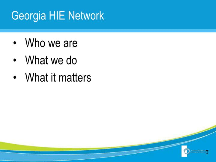 Georgia hie network1