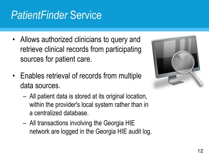 PatientFinder