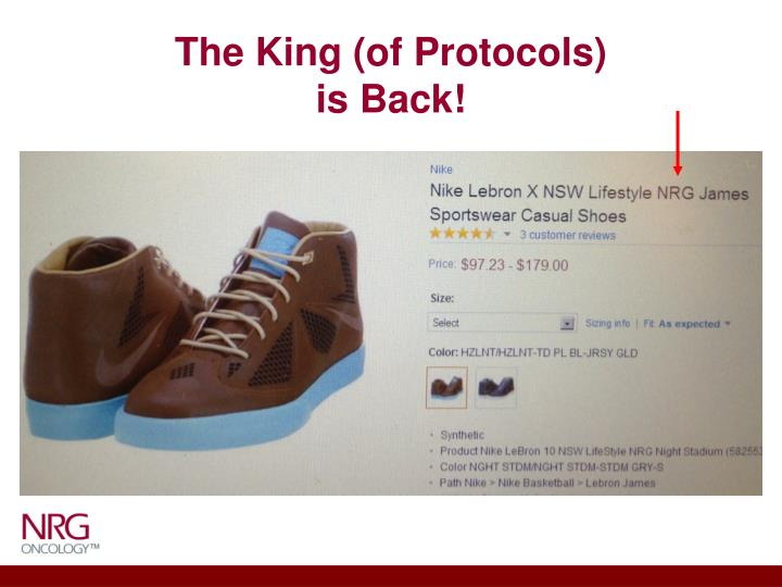 The King (of Protocols)