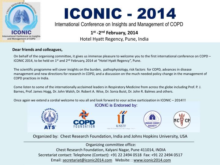 ICONIC - 2014