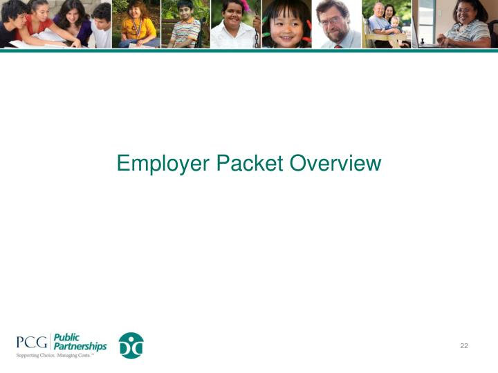 Employer Packet Overview