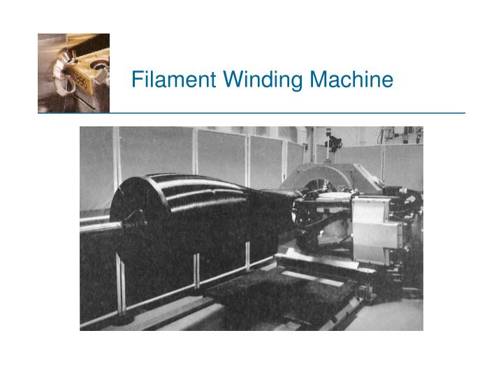 Filament Winding Machine