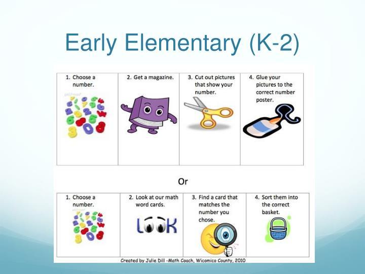 Early Elementary (K-2)