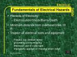 fundamentals of electrical hazards3