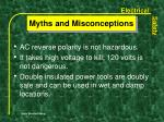 myths and misconceptions1