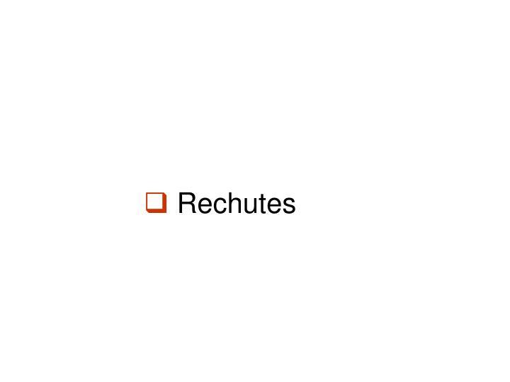Rechutes