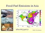 fossil fuel emissions in asia
