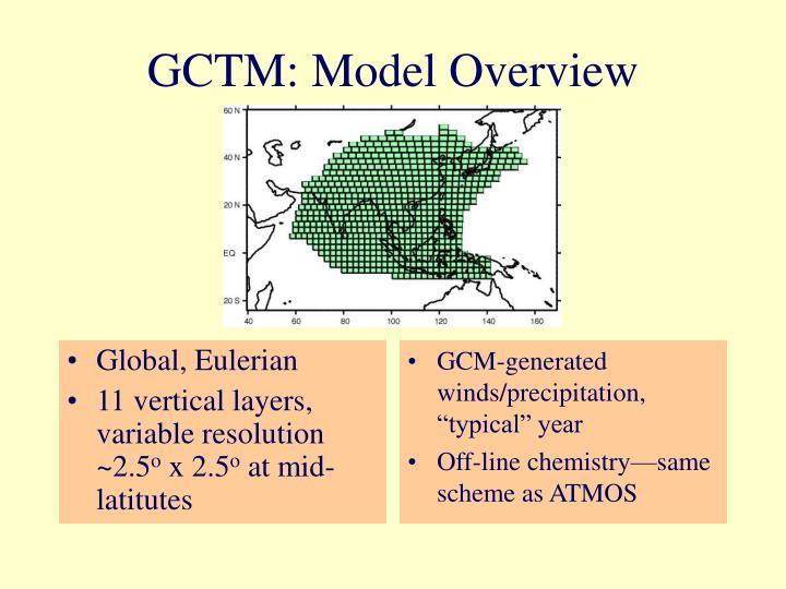 Global, Eulerian