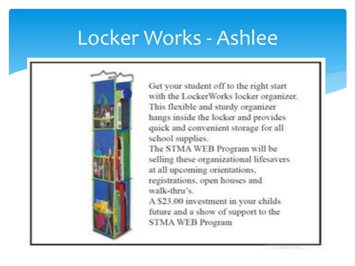 Locker Works - Ashlee