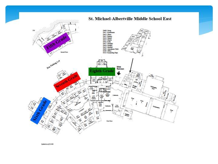 St. Michael-Albertville Middle School East