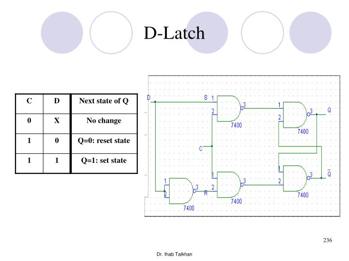 D-Latch