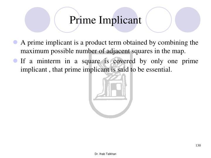 Prime Implicant