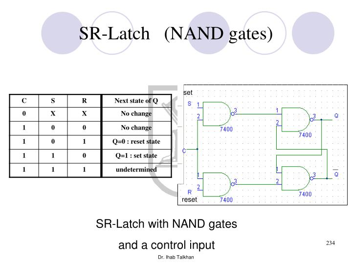 SR-Latch