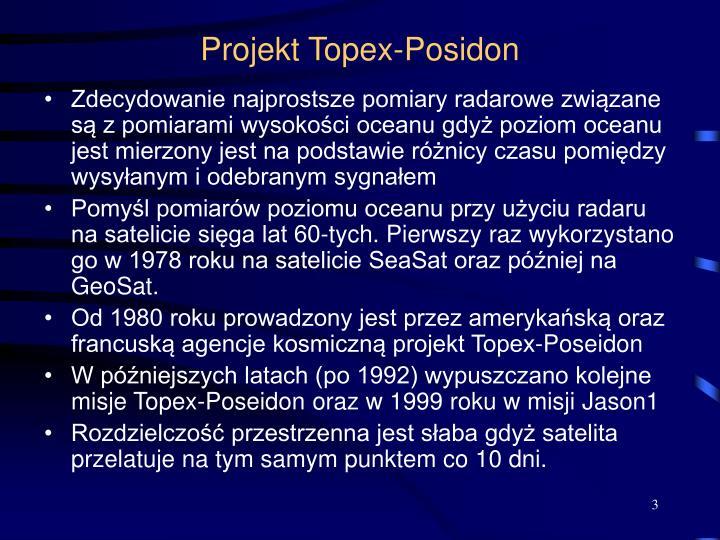 Projekt Topex-Posidon