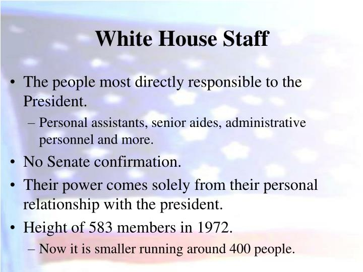 White House Staff