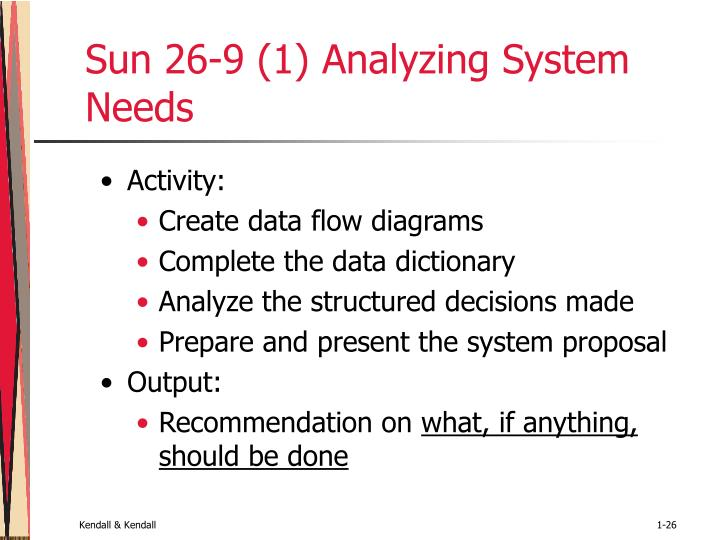 Sun 26-9 (1) Analyzing System Needs