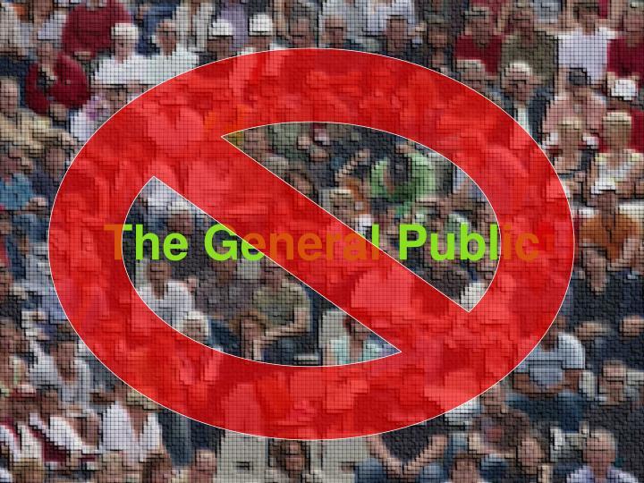 The General Public