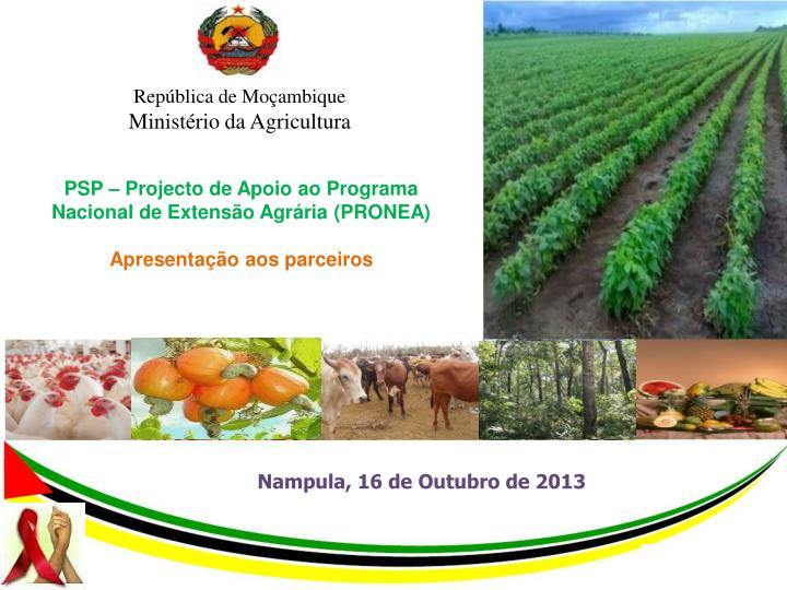 República de Moçambique