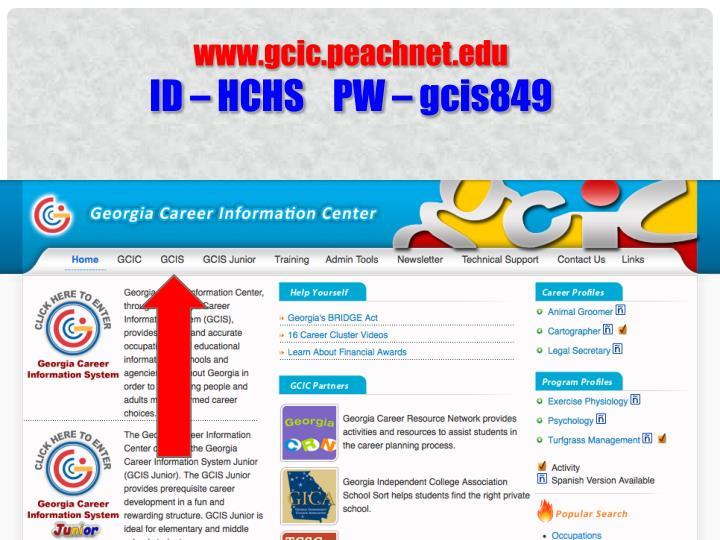 www.gcic.peachnet.edu