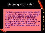 acute epididymitis1