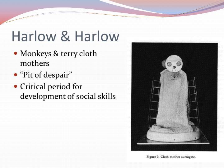 Harlow & Harlow