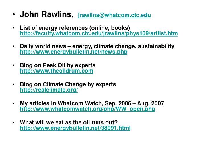 John Rawlins,
