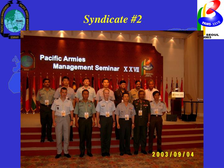 Syndicate #2