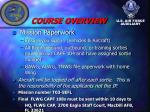 course overview6