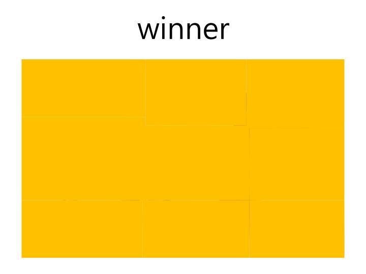 winner