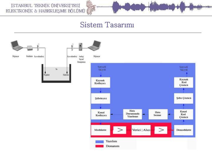 Sistem Tasarımı