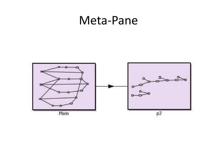 Meta-Pane