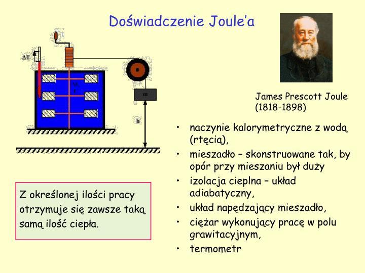 Doświadczenie Joule'a