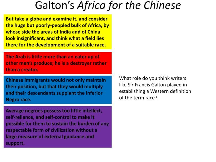 Galton's