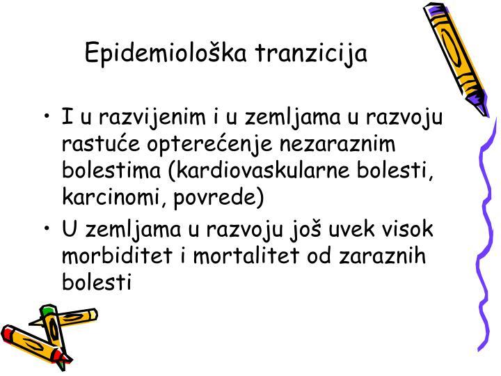 Epidemiološka tranzicija