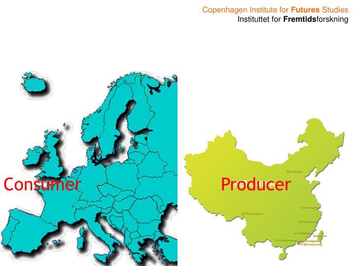 Consumer                          Producer