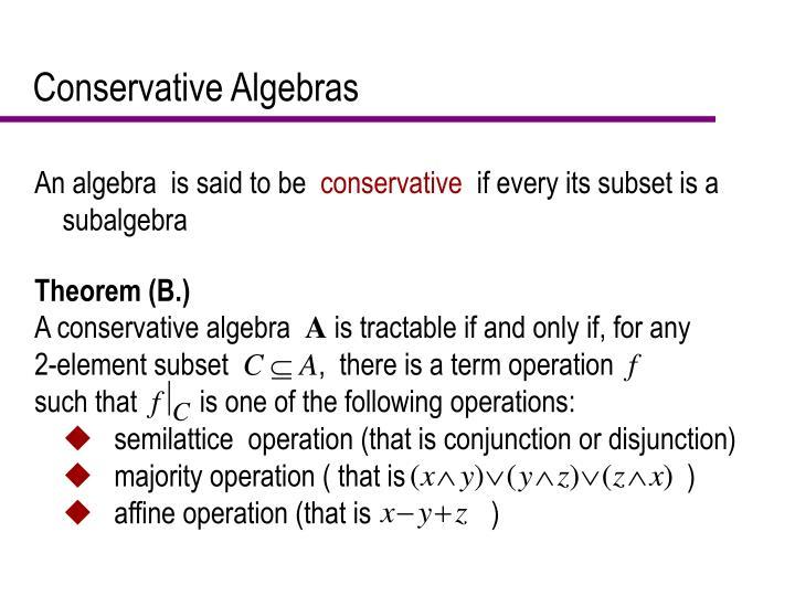 Theorem (B.)