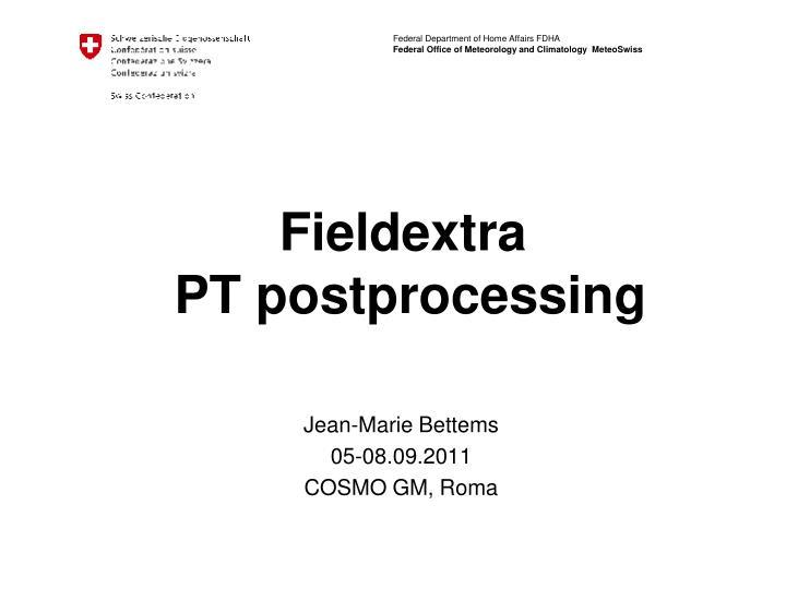 Fieldextra