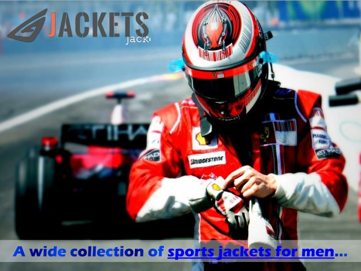 a wide collection of sports jackets for men n.