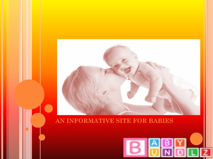 An informative site for babies