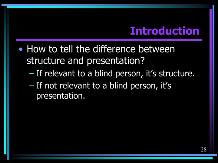 PPT - HTML PowerPoint Presentation - ID:1500207
