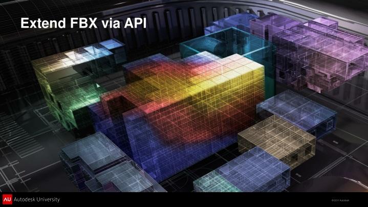 PPT - FBX ® - A Platform-Independent 3D Data Interchange