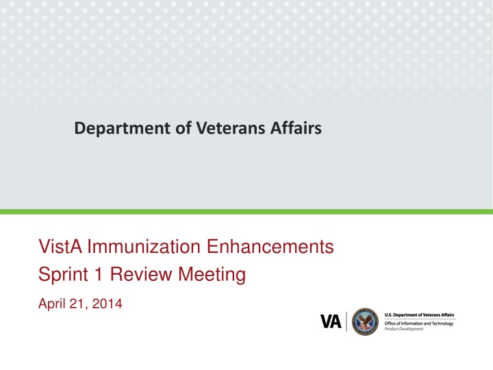 department of veterans affairs n.