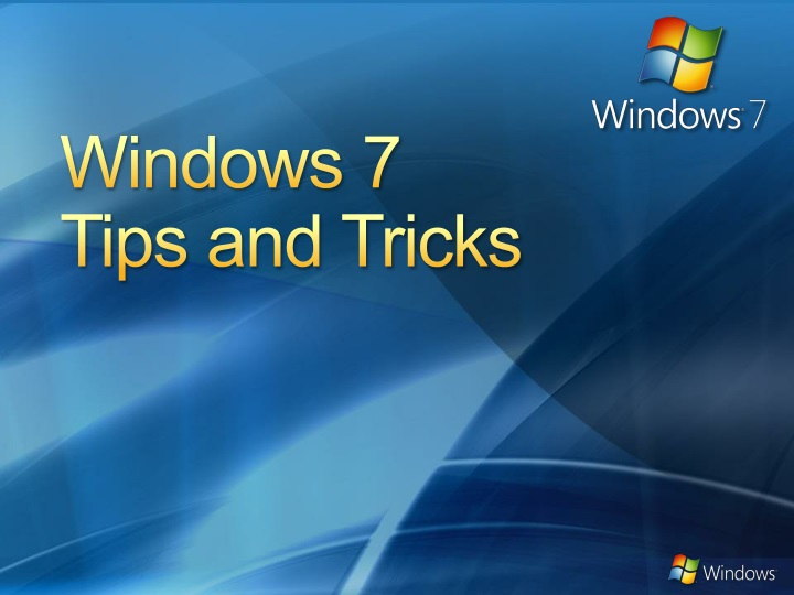 windows 7 tips and tricks n.