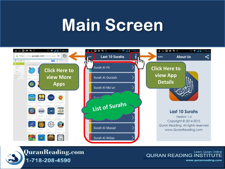 PPT - Short Surahs of Quran with English Translation PowerPoint
