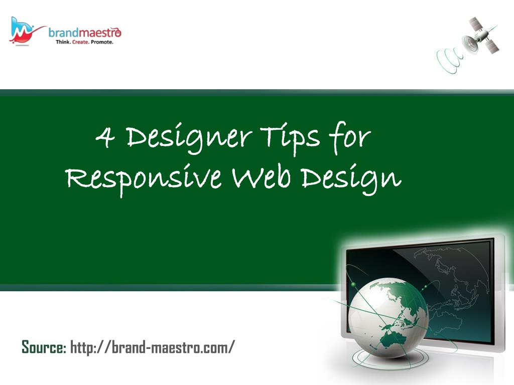 Ppt Designer Tips For Responsive Web Design Ppt Powerpoint Presentation Id 1500389
