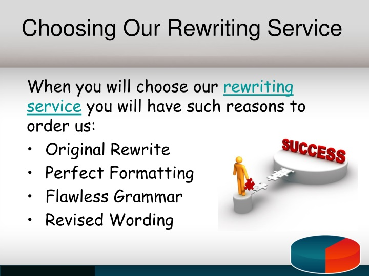 Rewriting service