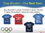 true rivalry our best tees