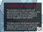 protection from cyber attack